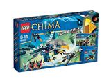 66450 LEGO Legends of Chima Super Pack 3-in-1