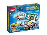66451 LEGO City Super Pack 4-in-1