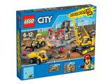 66521 LEGO City Demolition Super Pack