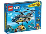 66522 LEGO City Deep Sea Explorers Super Pack 4-in-1