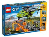 66540 LEGO Volcano Explorers CITY Volcano Value Pack