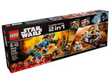 66555 LEGO Star Wars Super Pack 2 in 1
