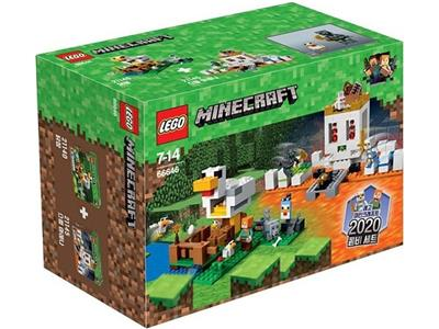 66646 LEGO Minecraft Bundle 2 in 1