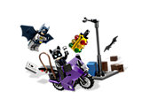 6858 LEGO Batman Catwoman Catcycle City Chase