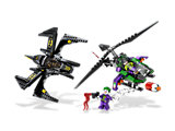 6863 LEGO Batman Batwing Battle Over Gotham City