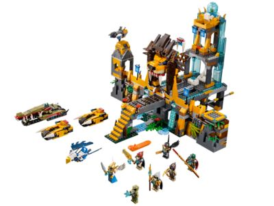 NEW LEGO Laval FROM SET 70010 LEGENDS OF CHIMA LOC043