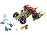 70135 LEGO Legends of Chima Cragger's Fire Striker