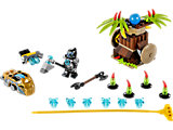 70136 LEGO Legends of Chima Speedorz Banana Bash