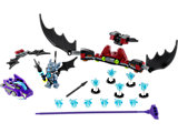 70137 LEGO Legends of Chima Speedorz Bat Strike