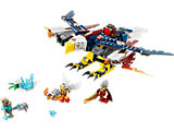 70142 LEGO Legends of Chima Eris' Fire Eagle Flyer