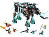 70145 LEGO Legends of Chima Maula's Ice Mammoth Stomper