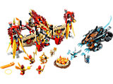 70146 LEGO Legends of Chima Flying Phoenix Fire Temple