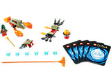 70150 LEGO Legends of Chima Speedorz Flaming Claws