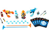70156 LEGO Legends of Chima Speedorz Fire vs. Ice