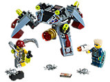 70166 LEGO Ultra Agents Spyclops Infiltration