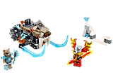 70220 LEGO Legends of Chima Strainor's Saber Cycle