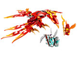 70221 LEGO Legends of Chima Flinx's Ultimate Phoenix