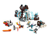 70226 LEGO Legends of Chima Mammoth's Frozen Stronghold