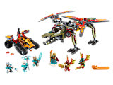 70227 LEGO Legends of Chima King Crominus' Rescue