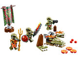 70231 LEGO Legends of Chima Crocodile Tribe Pack