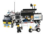 7034 LEGO World City Police and Rescue Surveillance Truck