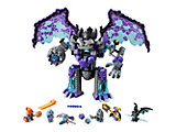 70356 LEGO Nexo Knights Season 4 The Stone Colossus of Ultimate Destruction