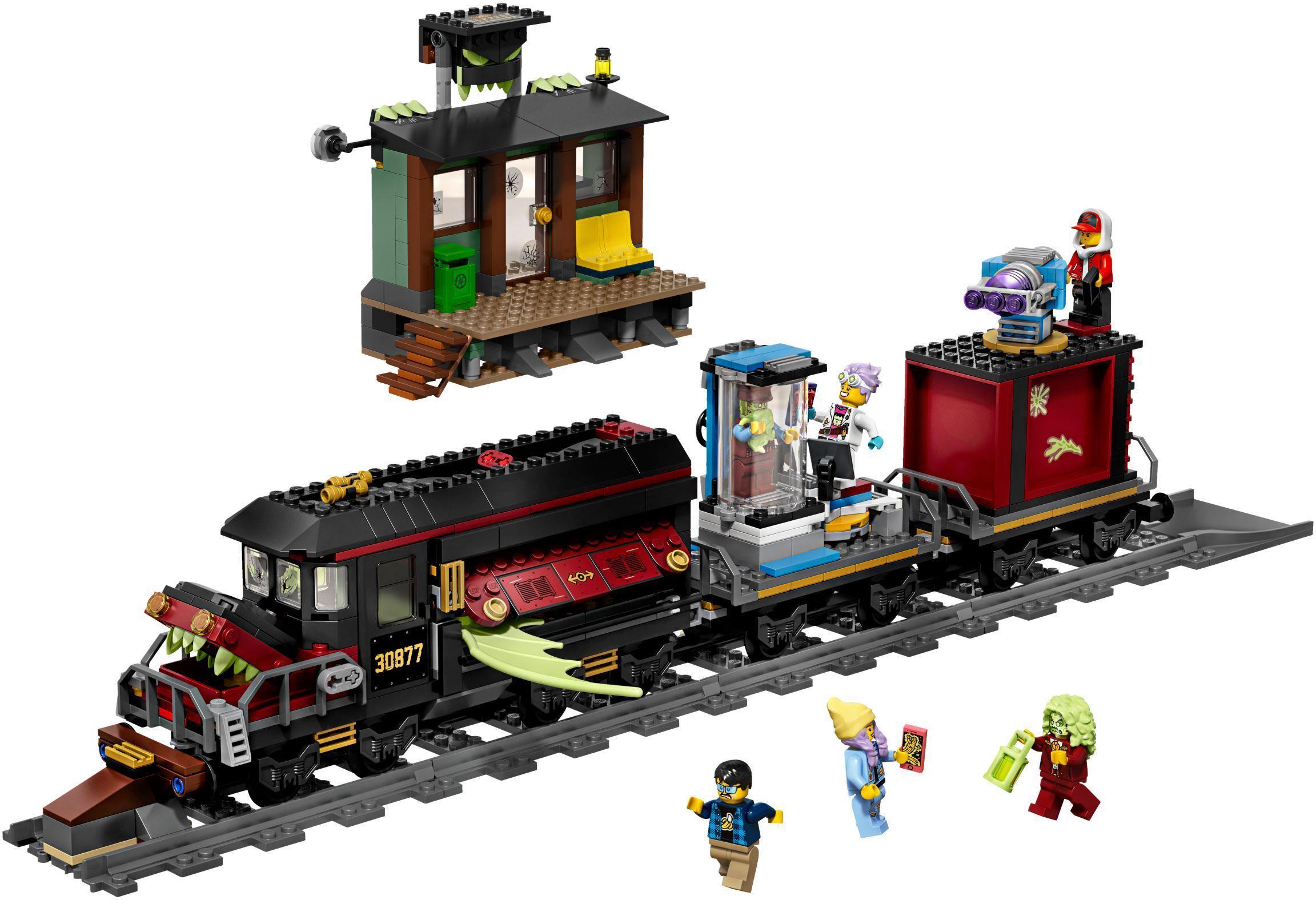 Ghost Train Express New LEGO 70424 Hidde Side sealed