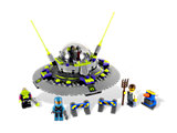 7052 LEGO Alien Conquest UFO Abduction