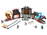 70590 LEGO Ninjago Rise of the Villains Airjitzu Battle Grounds