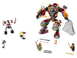 70592 LEGO Ninjago Rise of the Villains Salvage M.E.C.