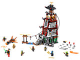 70594 LEGO Ninjago Skybound The Lighthouse Siege