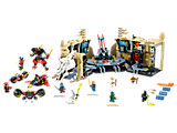 70596 LEGO Ninjago Rise of the Villains Samurai X Cave Chaos