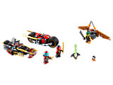 70600 LEGO Ninjago Skybound Ninja Bike Chase