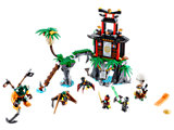 70604 LEGO Ninjago Skybound Tiger Widow Island