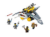 70609 The LEGO Ninjago Movie Manta Ray Bomber