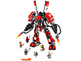 70615 The LEGO Ninjago Movie Fire Mech