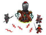 70621 LEGO Ninjago The Hands of Time The Vermillion Attack