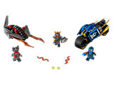 70622 LEGO Ninjago The Hands of Time Desert Lightning
