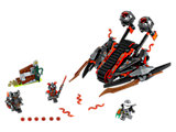 70624 LEGO Ninjago The Hands of Time Vermillion Invader