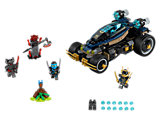 70625 LEGO Ninjago The Hands of Time Samurai VXL