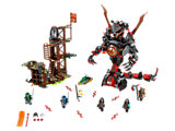 70626 LEGO Ninjago The Hands of Time Dawn of Iron Doom