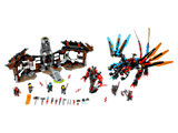 70627 LEGO Ninjago The Hands of Time Dragon's Forge