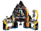 70631 The LEGO Ninjago Movie Garmadon's Volcano Lair