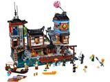 70657 The LEGO Ninjago Movie NINJAGO City Docks