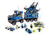 7066 LEGO Alien Conquest Earth Defense HQ