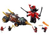 70669 LEGO Ninjago Legacy Cole's Earth Driller