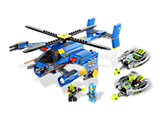 7067 LEGO Alien Conquest Jet-Copter Encounter