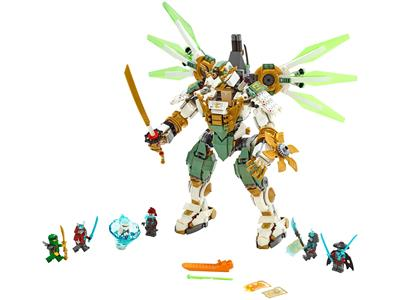 70676 LEGO Ninjago Secrets of the Forbidden Spinjitzu Lloyd's Titan Mech