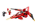 70721 LEGO Ninjago Rebooted Kai Fighter