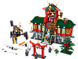70728 LEGO Rebooted Battle for Ninjago City